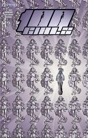 100 Girls (comics) - Image: 100 Girls 01