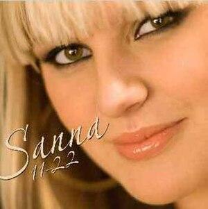 Sanna 11–22 - Image: 11 22 Sanna Nielsen