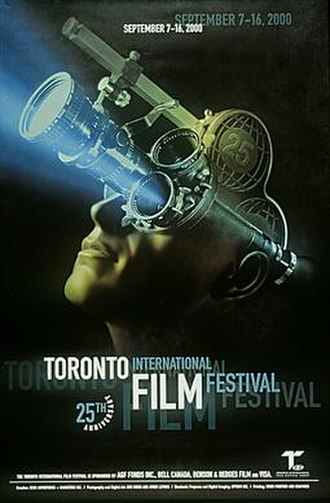2000 Toronto International Film Festival - Festival poster