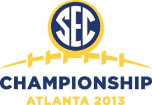 2013 SEC Championship Game - 2013 SEC Championship logo.