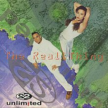 2 Unlimited - The Real Thing (studio acapella)