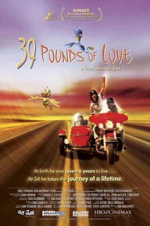 39 Pounds of Love - Image: 39Pounds Of Love 2005Poster