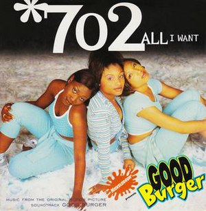 All I Want (702 song) - Image: 702AIWSingle