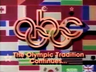 ABC Olympic broadcasts television series