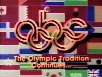 ABC Olympic broadcasts - Image: ABC Olympics logo