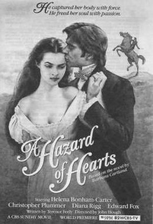 A Hazard of Hearts - Print advertisement
