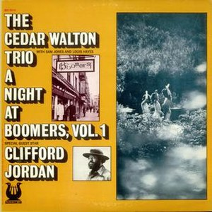 A Night at Boomers, Vol. 1 - Image: A Night at Boomers Vol 1