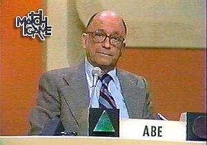 Abe Burrows - Image: Abe Burrows 1