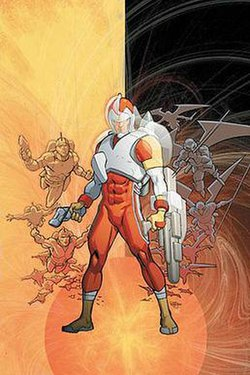 Adam Strange Superhero Galleries