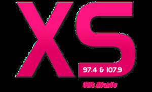 XS (radio) - Image: Afan FM Logo