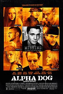 <i>Alpha Dog</i> 2006 film