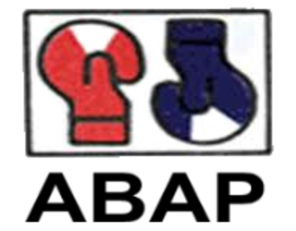 Association of Boxing Alliances in the Philippines - Former ABAP logo (1977-2013)
