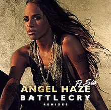 Angel Haze - Grito de batalla REMIXES.jpg