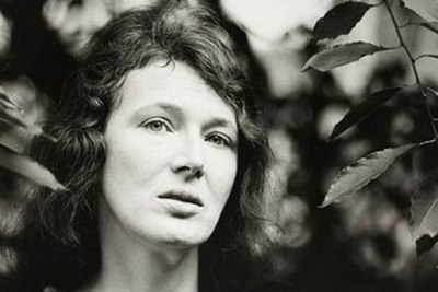 Picture of an author: Angela Carter