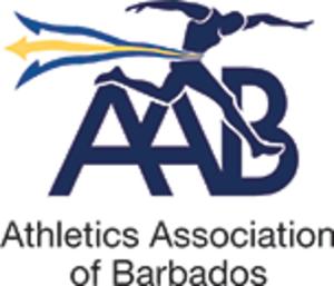 Athletics Association of Barbados - Image: Athletics Association of Barbados Logo