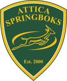 Attica Springboks RFC
