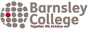 Barnsley College - Image: Barnsleycollegelogo
