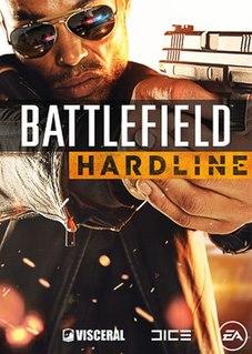 <i>Battlefield Hardline</i> 2015 video game