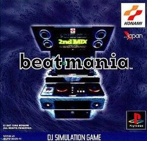 Beatmania - Image: Beatmania