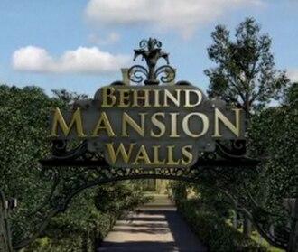 Behind Mansion Walls - Image: Behind Mansion Walls logo