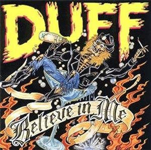Believe in Me (Duff McKagan album) - Image: Believe in Me