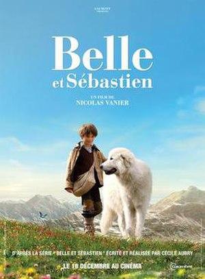 Belle and Sebastian (film) - Film poster