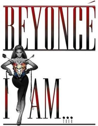I Am... World Tour - Image: Beyonce iamtour