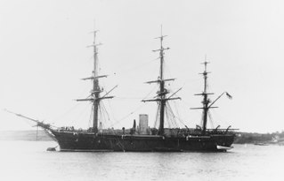 SMS <i>Bismarck</i> Bismarck-class corvette (launched 1877)