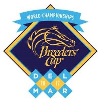 2017 Breeders' Cup - Image: Breeders Cup 2017 Logo