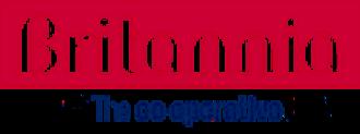 Britannia Building Society - Image: Britannia logo