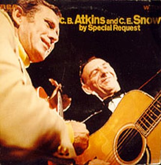 C. B. Atkins & C. E. Snow by Special Request - Image: By Special Request