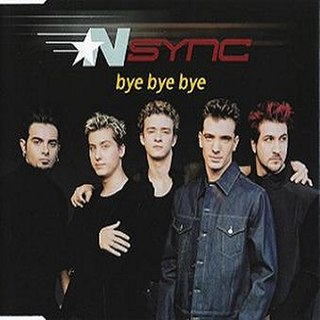 Bye Bye Bye 2000 single by NSYNC
