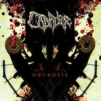 Necrosis (album) - Image: Cadaver Necrosis