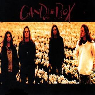 Candlebox (album) - Image: Candleboxdebut