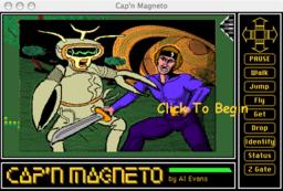 Cap'n Magneto