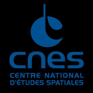 Centre national d'études spatiales logo