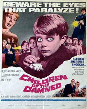 Children of the Damned - Theatrical release roster