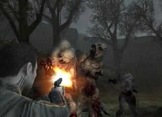 Call of Cthulhu: Dark Corners of the Earth - Destiny's End gameplay screenshot