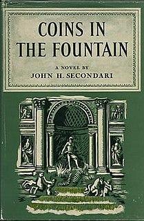 <i>Coins in the Fountain</i> (novel) book by John H. Secondari