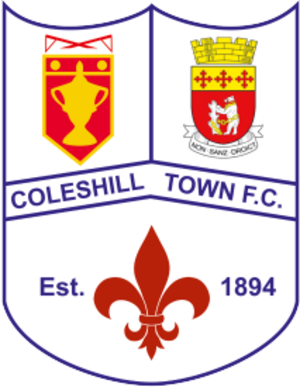 Coleshill Town F.C. - Coleshill Town badge