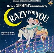 Crazy For You Musical Wikipedia