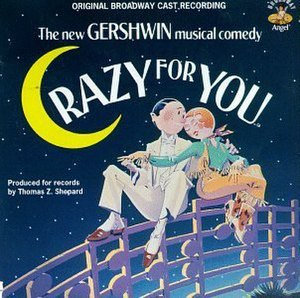 Crazy for You (musical) - original cast recording