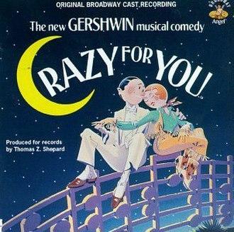 Crazy for You (musical) - Original cast recording