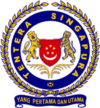 Singapore Armed Forces - Image: Crest of the Singapore Armed Forces