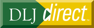 Historical DLJdirect logo used from the 1990s ...
