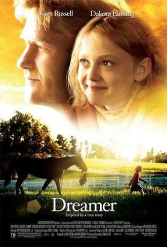 Dreamer (2005 film) - Theatrical release poster