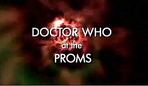 Doctor Who Prom (2008) - Image: Doctor Who at the Proms