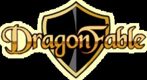 DragonFable - Image: Dragon Fable logo