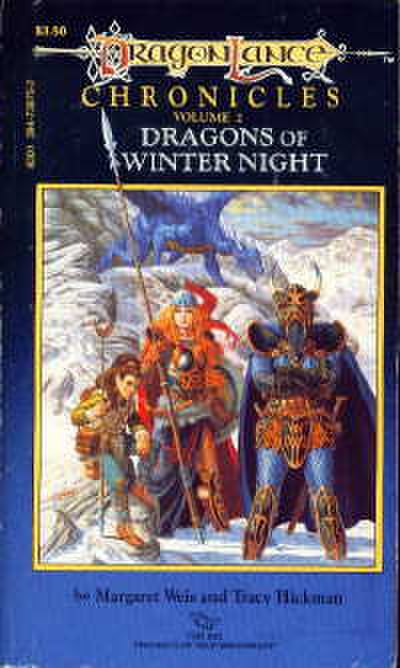 Picture of a book: Dragons Of Winter Night