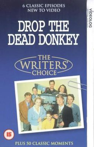 Drop the Dead Donkey - Image: Drop The Dead Donkey